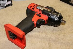Snap on 3 8 18v Monsterlithium Impact Wrench Ct8810 Tool Only Read