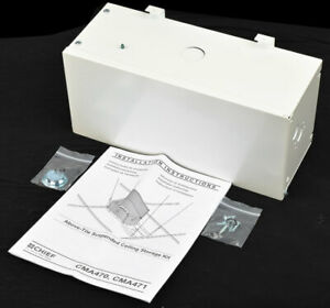 New Chief Cma470 Cma471 Above Tile Suspended Ceiling Storage Kit Accessories