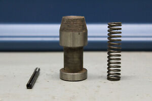 Oliver Machinery Straito planer Feed Toe With Coil Spring And Pin