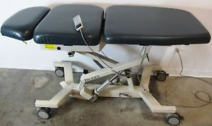 Biodex 058 720 Ultrasound Pro Table Urology Exam Table With Controller 2011