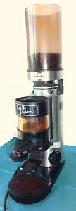 Rosito Bisani Md2000 Commercial Espresso Coffee Grinder