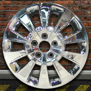 17 Cladded Chrome Wheel For 2008 2011 Buick Lucerne By Revolve