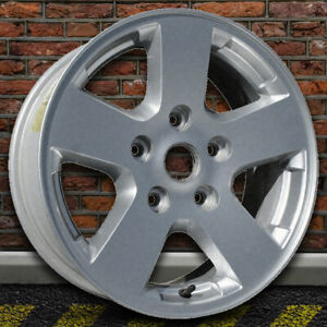 17 Sparkle Silver Wheel For 2009 2011 Dodge Ram 1500 By Revolve