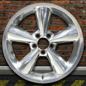 18 Polished Wheel For 2006 2009 Ford Mustang By Revolve
