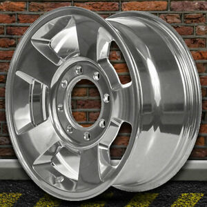 17 Polished Wheel For 2006 2009 Dodge Ram 1500 By Revolve