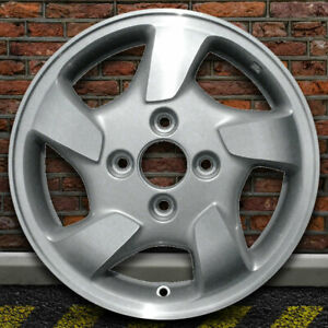 15 Silver Wheel For 1998 2000 Honda Accord By Revolve