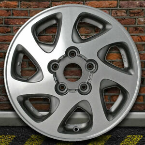 15 Machined And Silver Mag Lug Wheel For 97 01 Toyota Camry By Revolve