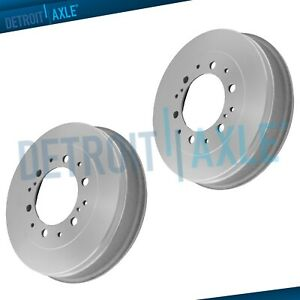 Rear Brake Drums For 2005 2006 2007 2008 2009 2010 2011 2012 2019 Toyota Tacoma