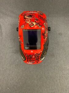 Lincoln Viking 3350 Series Mojo Auto Darkening Welding Helmet K3101 3