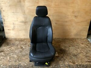Gm Cadillac Cts Oem Front Passenger Right Side Power Leather Chair Seat 89k