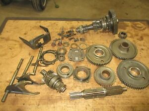Ford 8n Used Working Complete Transmission Nice Antique Tractor
