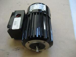 Bodine Electric 34y6bfpp Electric Motor 8981001821 New