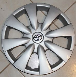 Toyota Corolla 2011 To 2013 Hubcap 1 New Factory 15 Original Wheelcover