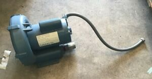 Eg g Rotron Model Dr454r72 Part 036855 Blower With Magnetek 1 Hp Motor B17661404