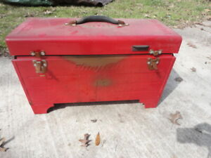 Snap On Tool Box Grill Portable Charcoal Bbq Grill