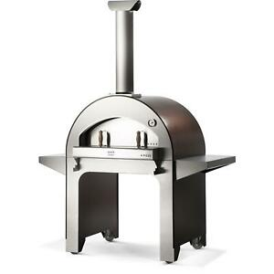 Alfa 4 Pizze 31 inch Outdoor Wood fired Pizza Oven Copper