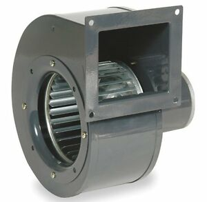 Dayton Model 1tdr4 Blower 271 Cfm 1670 Rpm 230v 60 50hz 4c869