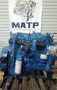 2000 International Dt466e Diesel Engine Electronic Non Egr 7 6l Turbo C195