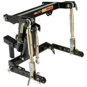 Polaris Dirtworks Heavy duty 3 Point Hitch System 12v Electric Actuator Lifter