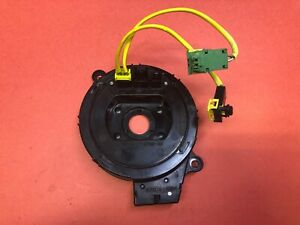 2002 2004 Jeep Grand Cherokee Air Bag Clock Spring Cruise Equipped Used Oem