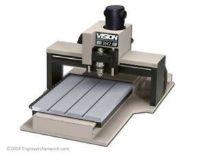 Vision 1612 Pro Engraver W Laser Pointer 16x12 Hardly Used