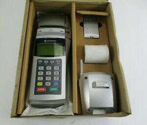 Exadigm Xd2000 Wireless Credit Card Reader Terminal