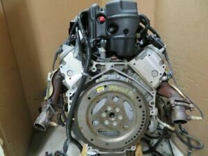 2009 5 3 Liter Ls Engine Motor Lh6 Gm Chevy Gmc 70k Complete Drop Out Ls Swap