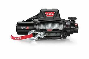 Warn Industries Vr8000 Winch 96800 Pull Capacity Of 8 000 Pounds