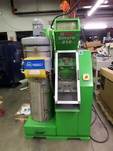 Guidetti Sincro 315 Wire Granulator System Scrap Copper Wire Recycling