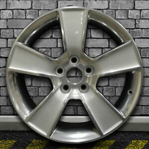 Polish Sparkle Silver Oem Wheel For 2006 2009 Ford Mustang 18x8 5