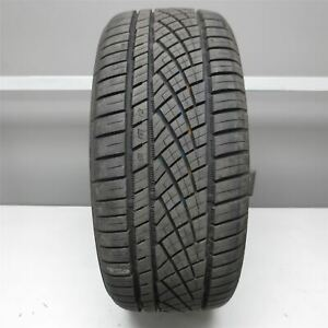 225 45zr17 Continental Extreme Contact Dws 06 91w Tire 9 32nd No Repair