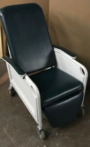 Used Winco Medical Exam Adult Reclining Chair 585 In Great Condition