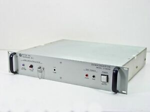 Miteq Ku Band Downconverter For Rf Satcom 12ghz Earth Ground Stations D 8009