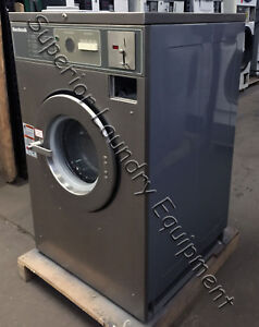 Huebsch Hc30md2 Washer extractor 30lb Coin 220v 3ph Reconditioned