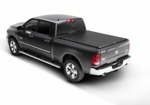 Truxedo Edge Truck Bed Cover For 2001 2006 Toyota Tundra Fits 6 2 Bed W bed Caps