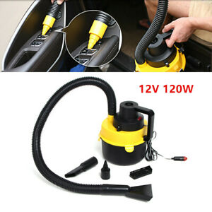 12v 120w Portable Electric Handheld Super Suction Car Suv Truck Vacuum Cleaner