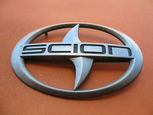 05 06 07 08 09 10 Scion Tc Front Grille Emblem Logo Badge Sign Symbol Oem 2
