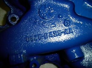 Ford 71 73 351 Cleveland Cj Intake Aircleaner Valve Covers Carb