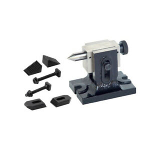 New Tail Stock Clamping Kit For 4 100mm Rotary Table For Various Machining