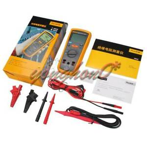 New In Box F1503 Fluke Digital Megger Insulation Resistance Tester Meter 1503
