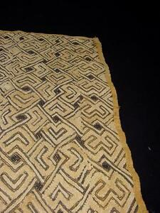 Kuba Cloth 27 Textile African Currency Zaire