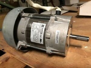 Wascomat 487028120 Dryer Motor 120v Dryer Fan