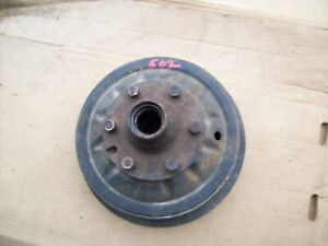 1937 1938 Chevy Front Brake Drum Straight Axle Coupe M502 38 Jalopy Rat Rod Hot