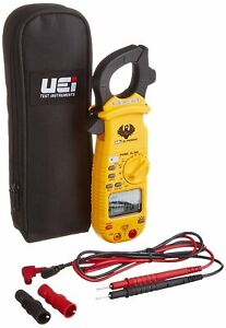 New Multimeter Uei Test Instruments Dl369 Digital Clamp on Meter G2 Phoenix Cat3