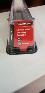 Snap On 14 Drive Empty Magnetic Socket Tray Organizer Pakty263 Pakld109