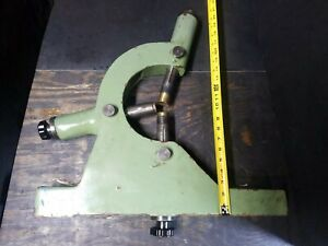 6 Cap Follow Rest 22 Base Leblond Regal Monarch Engine Lathe Machinist