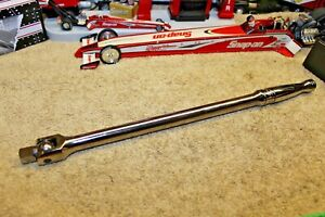 New Snap on Tools 3 8 Drive 12 Breaker Bar F12lb Made In Usa