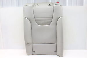 Rear Left Recaro Upper Seat Back Cushion Audi A4 S4 8e5885805fd Silver