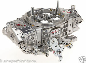 Quickfuel 1050 Double Pumper Cq 1050 Carburettor New Holley Squarebore 4150 Race