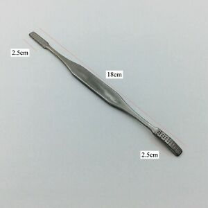 Stainless Steel Double Ended Nasal Rasp Straight Curved Ent Surgical Instruments